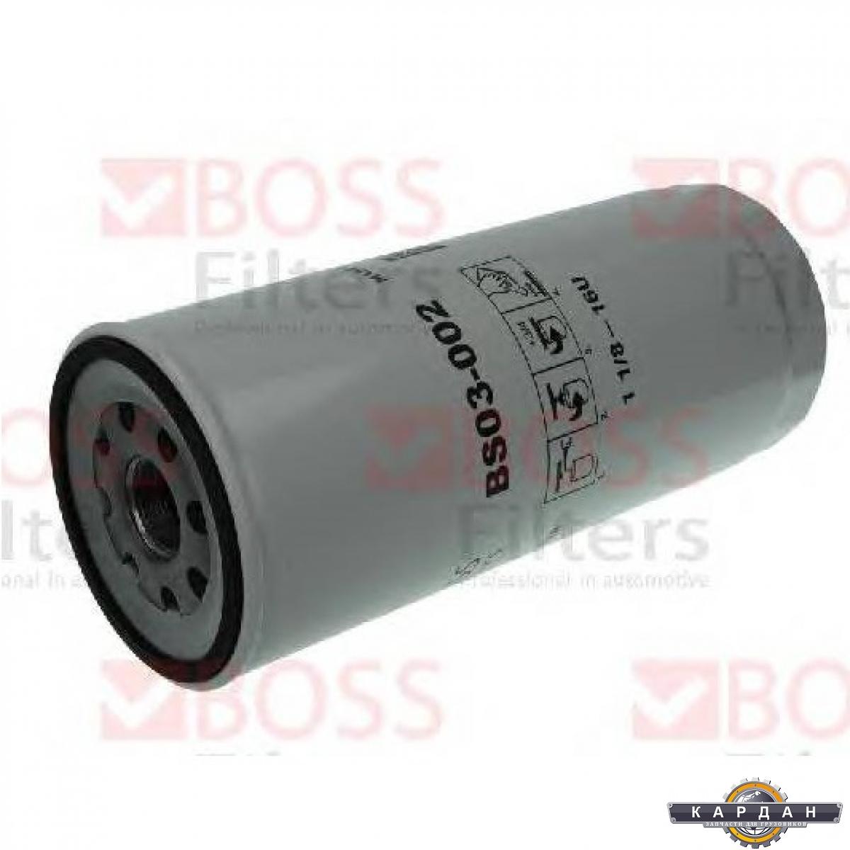Фильтр масляный bs03-002