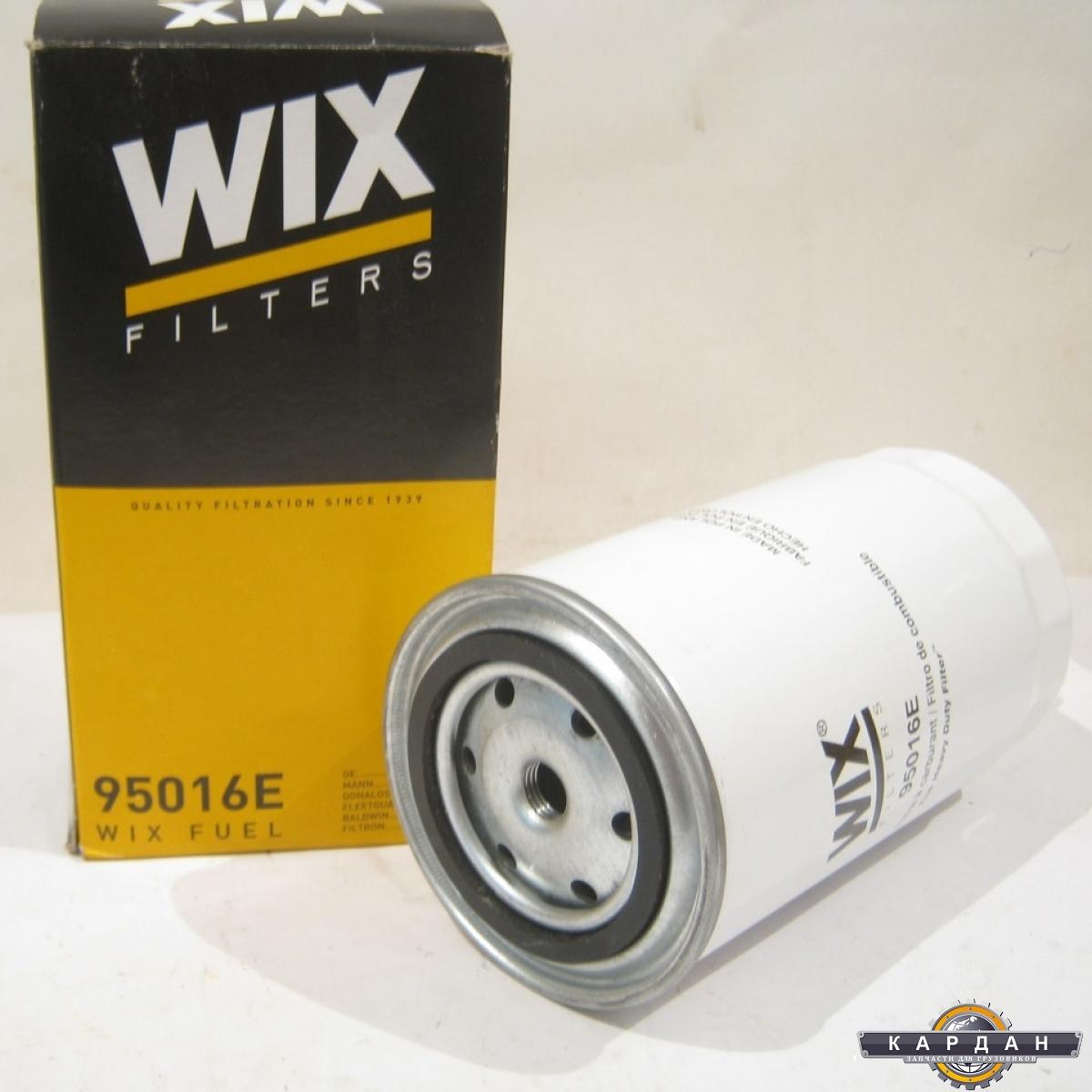 Фильтр  топливный 95016e