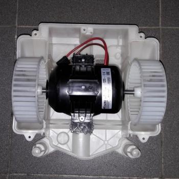 Мотор печки ф-161